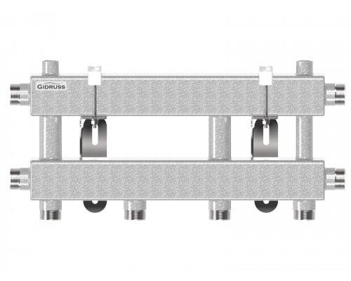 Модульный коллектор MK-60-3D